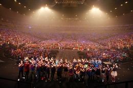 「ANIMAX MUSIX」横浜で開催 ミッチーの登場に、観客は大盛り上がり 画像