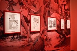 「進撃の巨人展」 圧倒的な原画で分かる諫山創の成り立ち 画像