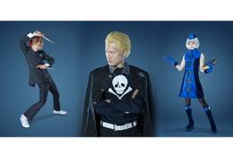 リアルになった花村陽介、巽完二、エリザベス 舞台「P4U」が新たなキャラビジュアル公開 画像