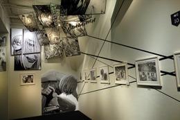 「進撃の巨人展」1月1日から新たな展示が登場 別の原画に出会える 画像