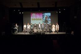 「神様はじめました◎」先行上映会にキャスト陣が集結 生ライブも披露 画像