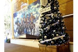 12月25日はリヴァイ兵長誕生日、「進撃の巨人展」に誕生ケーキを展示 画像