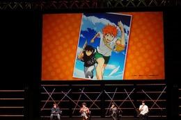 「ハイキュー!!」 TVアニメ続編決定のジャンプフェスタ2015にファン6000人超 画像