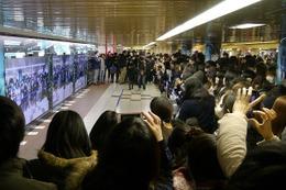 新宿駅シビュラシステムをハッキングした草薙素子にファン殺到 画像