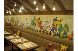 渋谷パルコの「ポケモンカフェ」レポ ピカチュウたちがお出迎え 画像