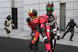 「剣(ブレイド)」「ディケイド」 ふたつの仮面ライダーがニコ生で一挙無料配信 画像