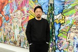 村上隆が届けるTVアニメ「6HP」2016年放送、「美術手帖」最新刊で告知 画像
