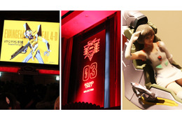 """世界初のエヴァ""""4D""""を体験!USJ 「エヴァンゲリオン・ザ・リアル 4-D」に潜入 画像"""