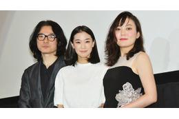 「花とアリス殺人事件」 蒼井優、鈴木杏、岩井俊二監督が揃い踏みに感慨 画像