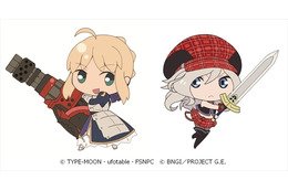 """Fate×大谷焼""や""うたプリ×野崎くん""など AnimeJapan 2015オフィシャルグッズ 画像"