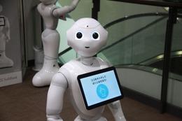 ソフトバンク、ロボット「Pepper」を20万円以下で開発者向けに先行販売 画像