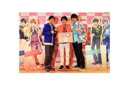 「ガム彼!」生アテレコ 神谷浩史、鈴村健一、下野紘にファン歓喜! 画像