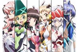 第3期タイトルは「戦姫絶唱シンフォギアGX」 2015年7月開始 豪華キャスト6人も発表 画像