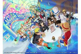 「名探偵コナン」や「NARUTO」人気作集結のクリアファイルプレゼント AnimeJapanの海賊版対策企画 画像