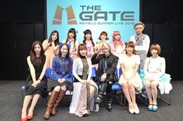 アニサマ2015豪華出演アーティスト第一弾発表!AnimeJapan 2015で記者会見 画像