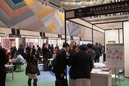AnimeJapan 2015「ビジネスエリア」が盛況 出展者・来場者からも好評