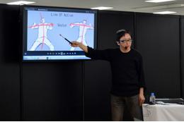 「シドニアの騎士」「トランスフォーマープライム」3DCGアニメーションの実践式ワークショップ 画像