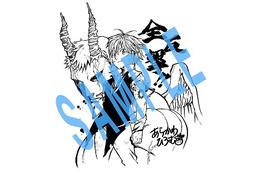 荒川弘が描く「七つの大罪」、鈴木央が描く「アルスラ―ン戦記」 日5アニメでコラボイラスト 画像
