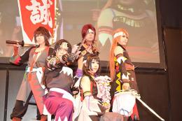 AnimeJapanコスプレパフォーマンス 3部構成で人気レイヤーが華やかに演出