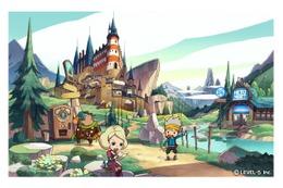「スナックワールド」、レベルファイブ新作はフルCG TVアニメ、映画化も決定 画像
