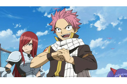 OAD収録3作品「FAIRY TAIL」 ニコ生放送で無料配信 劇場版の冒頭パートも公開 画像