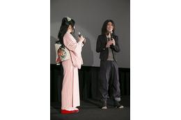 永野護もサプライズ出演、「花の詩女 ゴティックメード」がTOHOシネマズ新宿オープニングに登場 画像