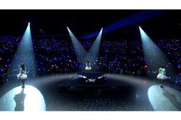 「劇場版 蒼き鋼のアルペジオ」BD特典Tridentライブコンサートのダイジェスト映像公開 画像
