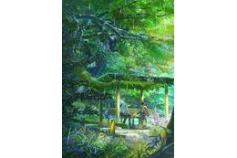 新海誠監督「言の葉の庭」6月26日からアンコール上映 雨の季節はこの映画 画像