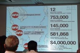 コンテンツ発信で幅広い海外イベントに関心 J-LOP+合同説明会が盛況 画像
