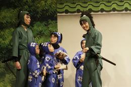 ミュージカル「忍たま乱太郎」再演だけど新しい、パワーは100%全開!
