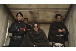 ドラマ「進撃の巨人 反撃の狼煙」全3話 主演・石原さとみで8月15日より配信開始 画像