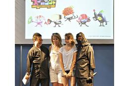 スマホゲーム「DASH!!スシニンジャ」、フランス・ジャパンエキスポで制作発表会
