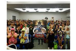 劇場版「遊☆戯☆王」、高橋和希が製作総指揮2016年GW公開 米国コミコンで発表