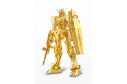 2000万円の純金製「ガンダム」発売 7月18日より機動戦士ガンダム展で