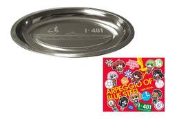 「アルペジオ」コミケ88は「イ401ステンレスカレー皿」で参戦 会場限定前売券を販売