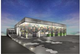 世界初、3DCGホログラフィック特化型劇場 2015年9月横浜駅にオープン 画像