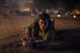 脱出成功率0%の新迷路に挑む 「メイズ・ランナー2:砂漠の迷宮」予告編 画像