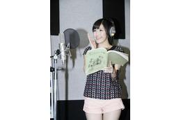 AKB48渡辺麻友が公開アフレコ アニメ映画『ねらわれた学園』に主演 画像