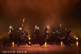 テニミュ3rdシーズン「Team Live FUDOMINE」熱いパッションの不動峰、歌って踊るLive