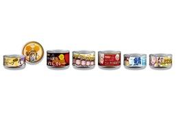 「がっこうぐらし!」、コラボ缶詰はこれだ!カレーからコンビーフ、味噌煮など全6種類 画像