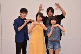 「BORUTO -NARUTO THE MOVIE-」三瓶由布子、菊池こころ、小野賢章、浪川大輔インタビュー 本当の「かっけぇ!」は何なのか