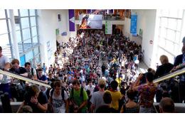 欧州最大のゲームショウgamescom 2015に来場者34.5万人、出展社数も増加