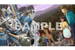 「Vガンダム」BD BOXのインナージャケット公開 吉成曜と川元利浩が描き下ろし 画像