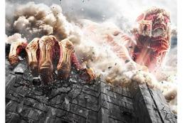 実写版「進撃の巨人」の米国公開日決定 9月と10月に前篇・後篇を上映
