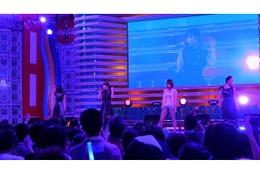 Kalafinaと藍井エイル、お台場でサプライズのコラボライブを披露 画像