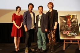 「サイボーグ009VSデビルマン」二大ヒーロー共演に 新旧キャストがトーク  画像