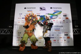 「世界コスプレサミット2015」チャンピオンシップはメキシコ代表が輝く 会場に24万8千人動員