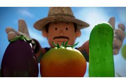 「トマトになった男の子」 みやぎ生協のオリジナルアニメで野菜ブランドをアピール