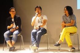 アニメ、ゲーム、キュレーションアプリまで 人気コンテンツを仕掛ける3人が語った成長の極意 画像