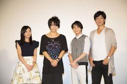 舞台「NARUTO」第七班キャスト陣がステージに集結 DVD発売記念